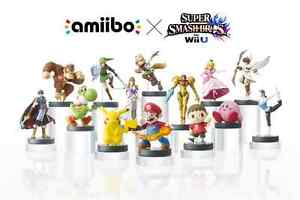 Variety of Amiibos for sale! (see description)