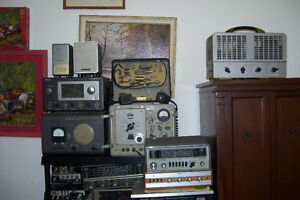 VINTAGE HAMM & COMMUNICATION EQIPMENT FOR SALE