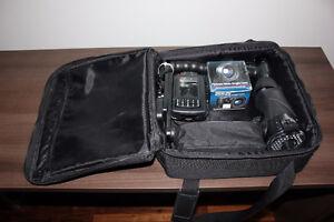 Sea Life DC1400 Pro Duo avec fish eye wide angle lens