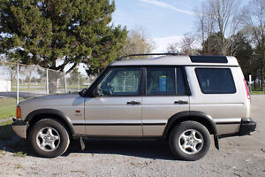 2001 Land Rover Discovery SE7 SUV, Safety E-Test Immaculate Cond