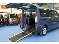 Peugeot Expert 5 Seats + wheelchair car disabled vehicle mobility car van