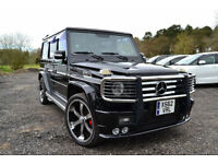 FRESH IMPORT MERCEDES-BENZ G WAGON G500L G55 LWB G63 AMG STYLING LOOKS AMAZING