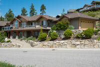 Custom Upper Mission Home With Spectacular Lake Views