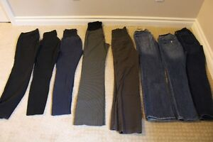 Lot of XS/S Maternity Clothes for sale; great condition London Ontario image 1