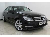 2013 13 MERCEDES-BENZ C CLASS 2.1 C220 CDI BLUEEFFICIENCY AMG SPORT 4DR AUTOMATI