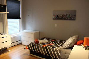 High End, Fully Furnished Modern Bedroom Suite in South End