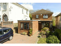 3 bedroom detached house..sought after area in Beechwood. No forward chain. modern kitchen& bathroom