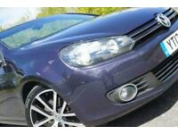 2013 Volkswagen Golf 2.0 TDI BlueMotion Tech GT 2dr Cabriolet Cabriolet Diesel M