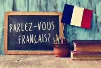 NATIVE FRENCH SPEAKER TUTOR