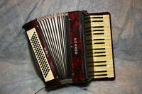 Accordéon Hohner Verdi II Vintage 1935....prix revisé