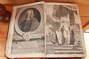 Bible Ostervald 1779