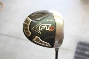 driver callaway FT9 9degre  Neuf,