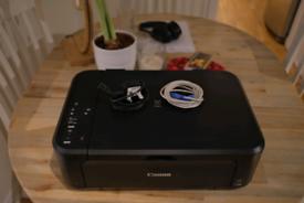 Wireless colour cannon printer scanner copper MG3500 inkjet