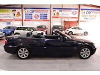 2003 03 BMW 3 SERIES 2.0 318CI 2D 141 BHP