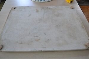 Marble Food Prep / Cooking Slab - Good Condition