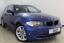2008 08 BMW 1 SERIES 2.0 118D SE 3DR 141 BHP DIESEL