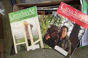 Canadian Art Mags
