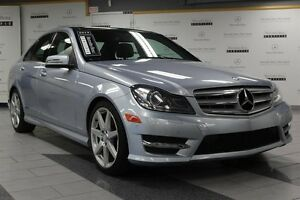 2013 Mercedes-Benz C350 4MATIC Sedan