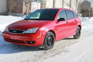 2006 Ford Focus ZX5 SES Hatchback