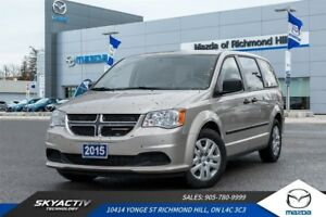 2015 Dodge Grand Caravan SE/SXT 7 PASSENGER SEATING*AIR CONDI...