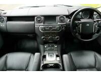 2016 Land Rover Discovery 4 3.0 SDV6 LANDMARK 5d 255 BHP Estate Diesel Automatic