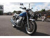 HONDA CB400 FOUR NC36 BLUE, RARE CLASSIC MOTORCYCLE, VERY SOUGHT AFTER