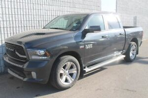 2018 Ram 1500 Sport (140.5 WB - 5.7 Box) Local - Only 18000 KM!