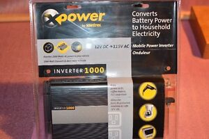 New DC to AC Inverters, Battery Guard, & Power Adapters