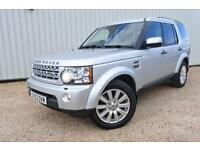 2013 63 LAND ROVER DISCOVERY 3.0 4 SDV6 XS 5D AUTO 255 BHP DIESEL