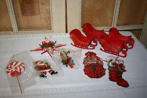 2. Christmas Ornaments- See photos Belleville Belleville Area image 1
