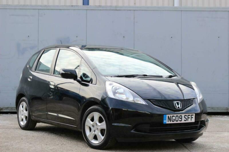 2009 Honda Jazz 1.4 ES 5dr