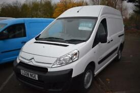 2008 CITROEN DISPATCH 1200 L2H2 LWB HDI 120 NO VAT PANEL VAN DIESEL