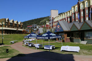 Big White Furnished Studio in Whitefoot Lodge - Village Center