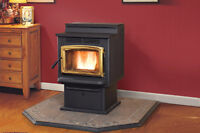 Pacific Energy PS45 Pellet Stove