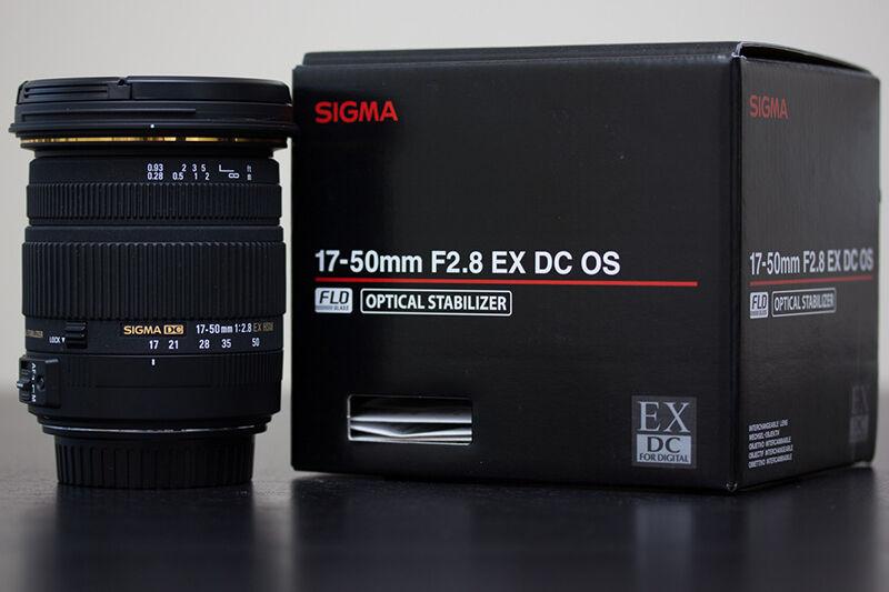 Fast standard zoom: Tamron 17-50mm f/2.8 XR Di II VC or Sigma 17-70mm f/2.8-4 OS HSM