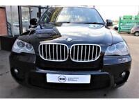 2012 62 BMW X5 3.0 XDRIVE40D M SPORT 5D AUTO 302 BHP DIESEL
