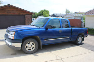 2005 Chevrolet Silverado 1500 LT Pickup Truck