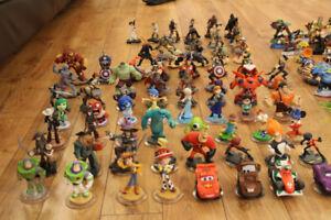 Disney Infinity Figures Lots