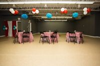 Special Event/Party Newly Renovated Space with Discounted Rates