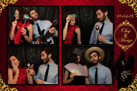 SPECIAL limited time offer : Photobooth $230 for 2 hours
