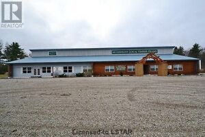Almost 10,000 Sqft. On 2.02 Acres in St. Williams, ON