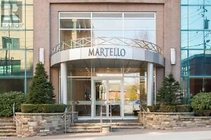 Martello Downtown One Bedroom Plus Den