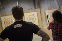 Axe Throwing Coach & Event Leader