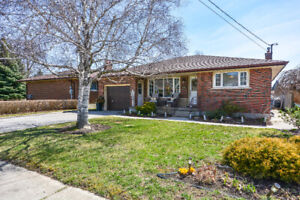 119 Cassino Ave Guelph, Well Kept 3 Bedroom Bungalow