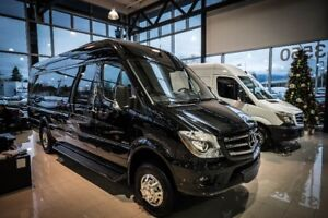 4x4 Sprinter Luxury Party Limo with no mileage! HUGE DISCOUNT!