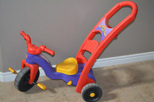Fisher-Price Rock, Roll, and Ride Trike