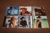 Kenny Chesney CD's