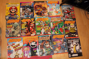 15 Nintendo Power Magazines West Island Greater Montréal image 3
