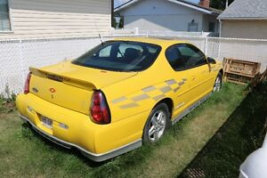 2002 Chevrolet Monte Carlo SS Pace Car Coupe (2 door)