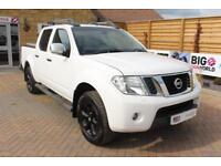 2013 NISSAN NAVARA DCI 190 4X4 TEKNA CONNECT DOUBLE CAB WITH MOUNTAIN TOP PICK U